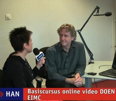 Videoblog: Basiscursus online video DOEN – EIMC