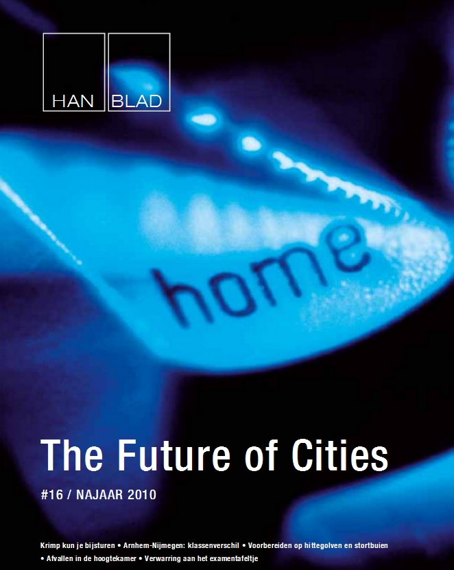 HAN blad: The Future of Cities