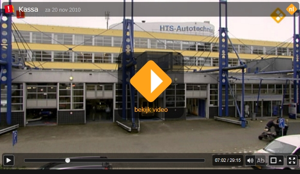 Video: HTS Autotechniek in VARA Kassa