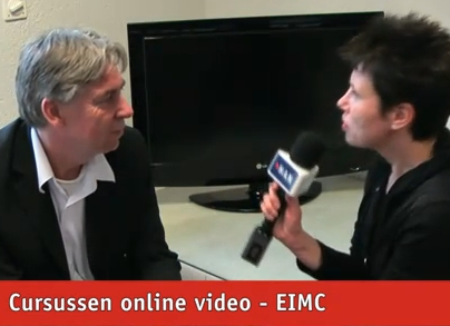 Videoblog: Cursussen online video – EIMC Tom Vermulst