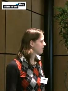 Videoblog: oud-HAN studente Marjo Dekker werkt bij Witteveen+Bos
