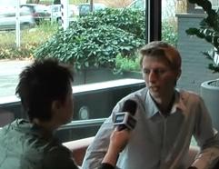 Videoblog: oud-student Civiele Techniek Maarten Visser vond snel een baan