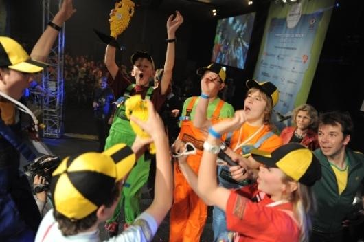 Regiofinale First Lego League Zuid-Gelderland bij HAN