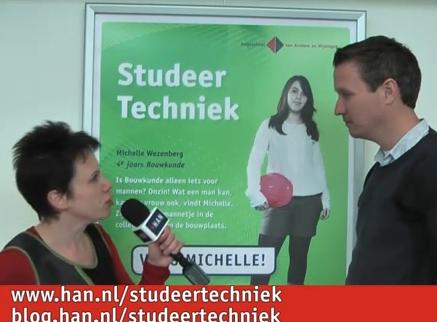 Videoblog: Paul ten Donkelaar over HAN Studeer Techniek