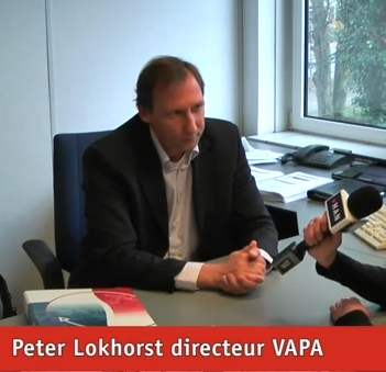 Videoblog: Peter Lokhorst directeur van VAPA over blended learning