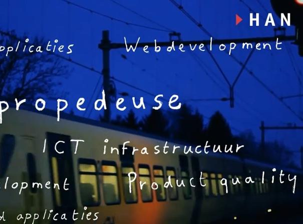 Marco vertelt over de I-propedeuse bij HAN IMC (ICA)