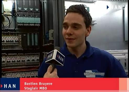 Videoblog: Bastien Bruyere gaat van MBO naar de HAN