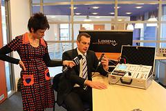 Videoblog: Gerben Hilboldt, directeur van Logena Automotive over HAN studenten