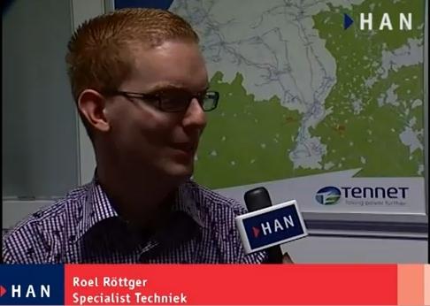 Videoblog: Roel Röttger is Specialist Techniek bij TenneT
