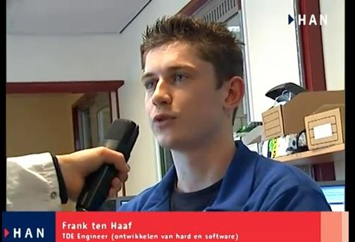 Videoblog: Elektrotechniek – Frank ten Haaf werkt bij D&D Mechatronica
