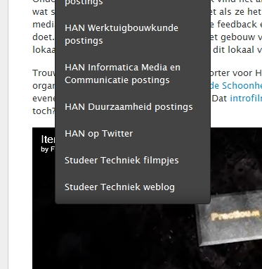 Nieuwe iframe youtube code met ?wmode=transparent