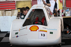 Fotoblog: Testdag HAN Hydromotive voor Shell Ecomarathon