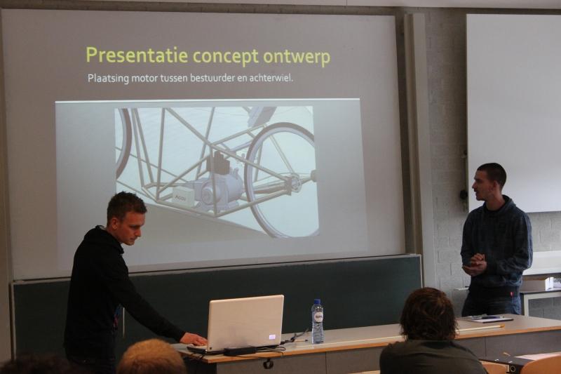 Videoblog: blogger Erwin van Bockhooven interviewt bij HAN Ecomarathon presentaties