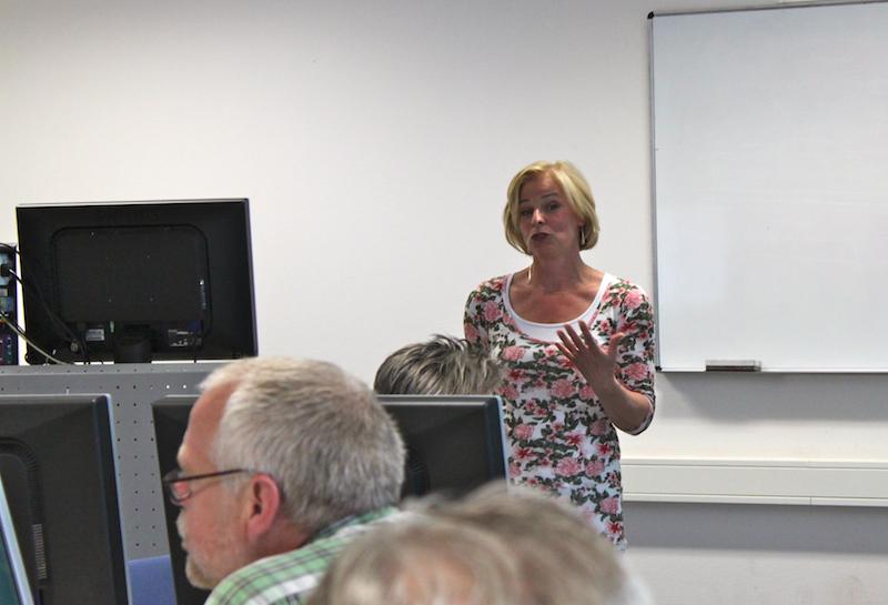 Videoblog: Workshop Informatievaardigheden aan docenten HAN Built Environment
