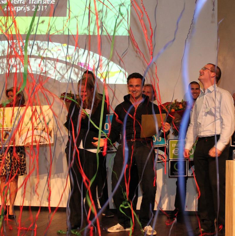 Persbericht: GasTerra Transitie Jaarprijs 2011 voor HAN-studenten