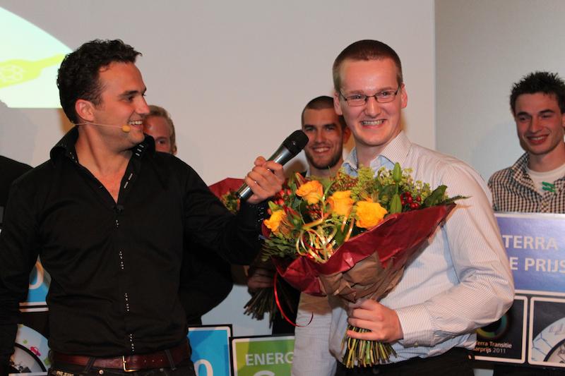 Fotoblog: prijsuitreiking GasTerra Transitie Jaarprijs