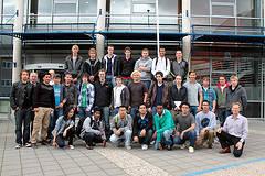 Persbericht: HAN Automotive gestart met internationale opleiding