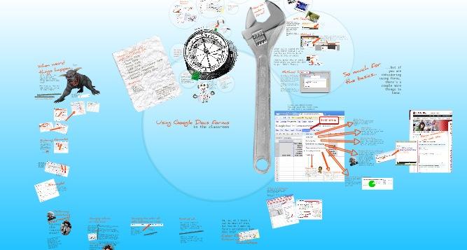 Using Google Docs forms in the classroom by Chris Rashley on Prezi