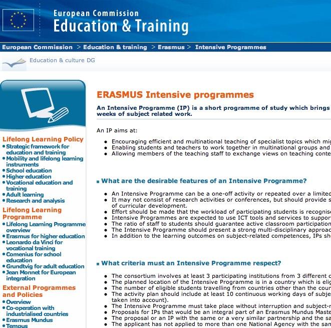 Persbericht: 'Erasmus Programme' voor de opleiding Small Business en Retail Management van de HAN