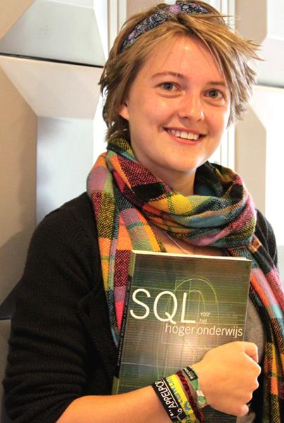 Videoblog: Testimonial Laura van Vilsteren bio-informatica HAN HLO