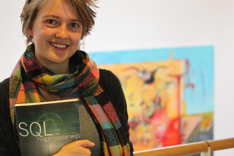 Videoblog: Laura van Vilsteren blogster HAN Studeer Techniek