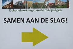 Fotoblog: Bijeenkomst Samen aan de Slag – Dubonetwerk Arnhem – Nijmegen