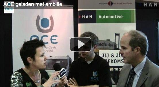 Videoblog: ACE geladen met ambitie