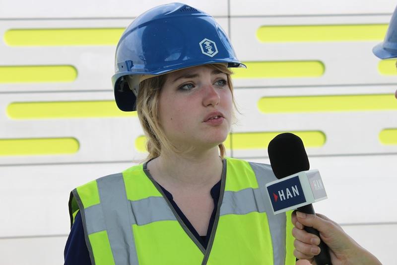 Videoblog: Bouwkunde is mensenwerk – Lisanne Robben oud HAN studente Bouwkunde