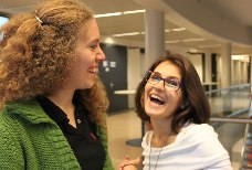 Videoblog: Nevena and Diana students of Arnhem Business School