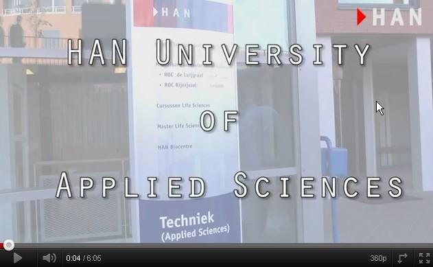 Video Lipdub HAN University of Applied Sciences (HLO)