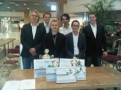 Fotoblog: Marktdag HAN Student Companies