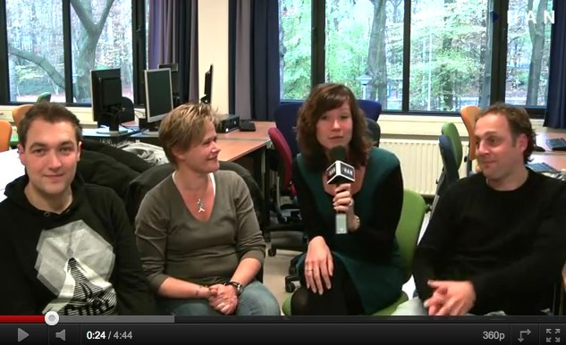 Videoblog: HAN Financial Services Management via e-learning groep 2