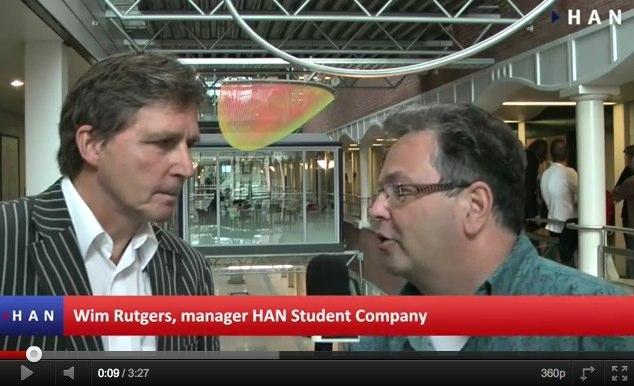 Videoblog: HAN Student Company