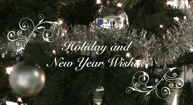 Videoblog: Holiday and New Year Wishes Arnhem Business School