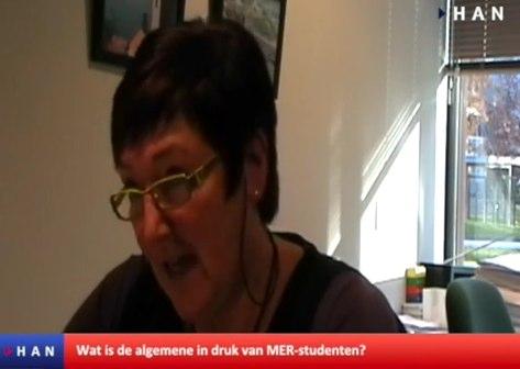 Videoblogs: Vaardigheden HAN Bedrijfskunde/MER studenten