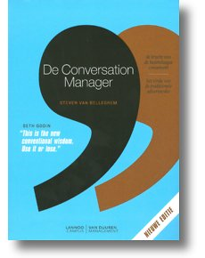 Boek: De Conversation Manager