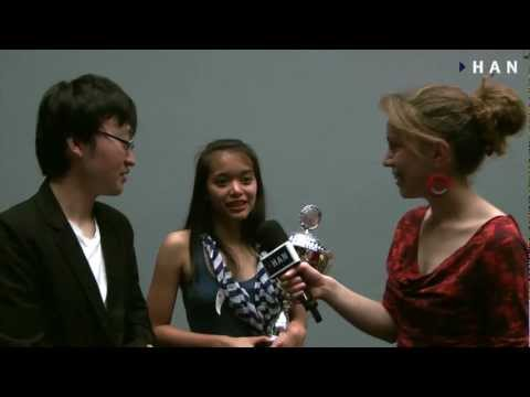 Videoblog: ABS Talent Event 2012