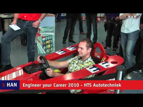 Videoblog: HTS Autotechniek Engineer your Career 2010