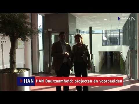 Videoblog: Compilatie Duurzaamheid HAN (2): voorbeelden en projecten