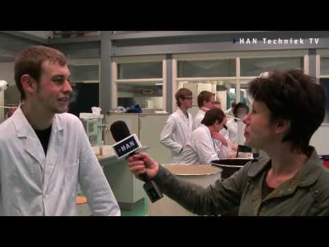 Videoblog: Practicum bierbrouwen bij bio-informatica
