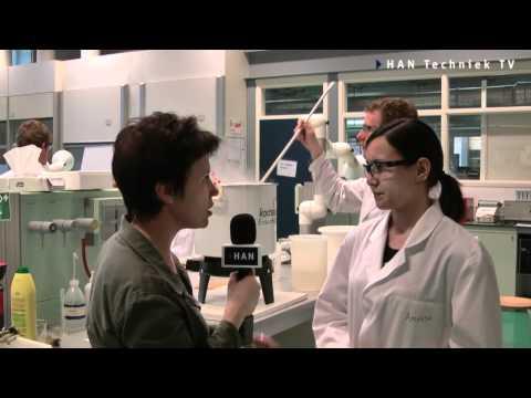 Videoblog: Studenten over Bio-informatica jaar 1