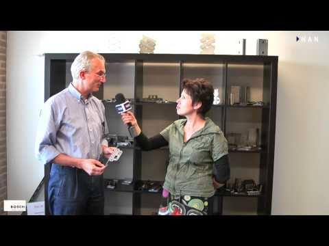 Videoblog: Fried Kaanen directeur Bosch Scharnieren over QRM