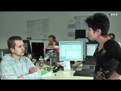 Videoblog: Lex Winder Project Engineer Mitsubishi Turbo Chargers studeerde HTS Autotechniek Arnhem