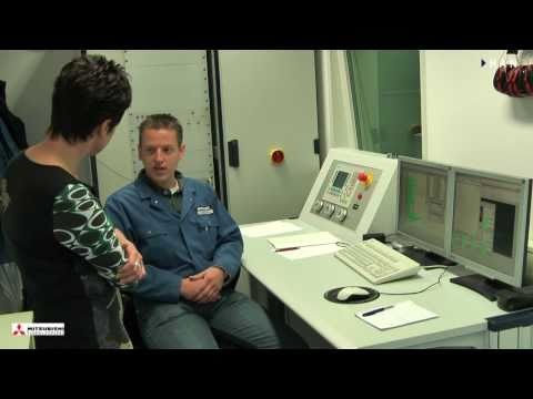 Videoblog: Arjan van Bemmel Test Engineer Mitsubishi Turbo Chargers studeerde HTS Autotechniek Arnhem