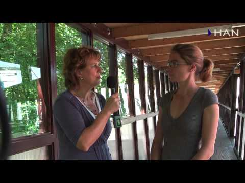 Lienke Clijsen wint HAN-prijs Student van het Jaar