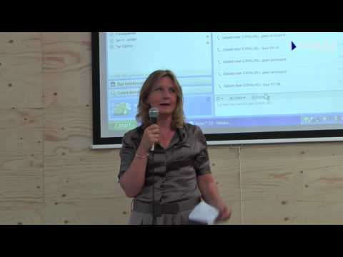 Videoblog: Speech Ella Hueting at kick-off of FabLab Arnhem