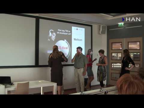 Videoblog: Impressie HAN TES-tival 2010