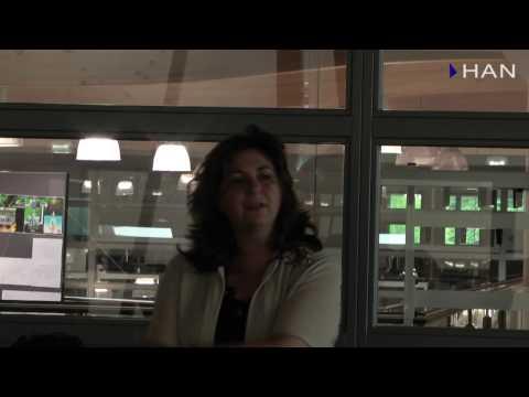 Videoblog HAN TES-tival 2010 – Loretta van Kollenburg beroepenveldcommissie Technologie en Samenleving