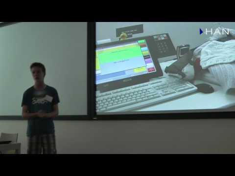 Videoblog: Presentatie Ulenhof College High Tech Challenge 2010
