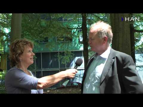 Videoblog: Frits Schultheiss hoofddocent over duurzaamheid in bouwkunde onderwijs
